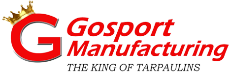 Gosport Manufacturing | The King of Tarpaulins